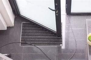 paillasson integre dans le carrelage google suche reno With porte d entrée alu avec tapis salle de bain gris anthracite