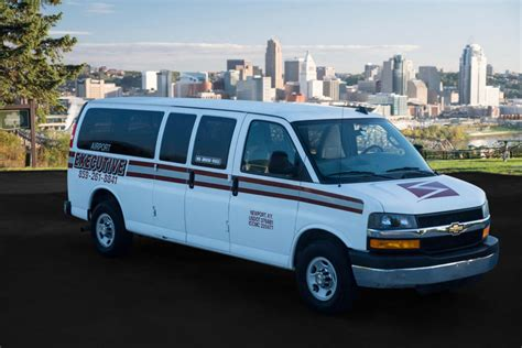 Shuttle Ride To Airport by Airport Shuttle Executive Transportation