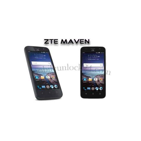 how to unlock zte phone unlock zte maven