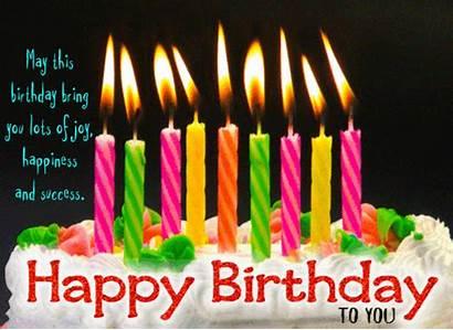 Birthday Happy Candles Cake Card Nice Gifs