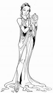 Persephone Coloring Pages | 12ΘΕΟΙ-ΜΥΘΟΙ | Pinterest ...
