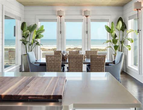 Coastal Farmhouse Interior Design - Home Bunch Interior