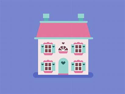 Doll Animated Animation Treehouse Dribbble Myers Michael