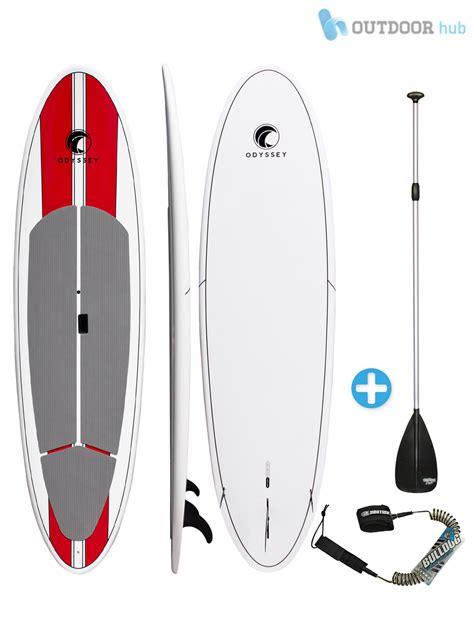 Sup Deck Pad Uk by Odyssey Surf 10ft 6in Epoxy Stand Up Paddle Board Sup Deck