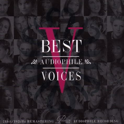 Va  Best Audiophile Voices (5 Cd)  20032007, Ape 토렌트