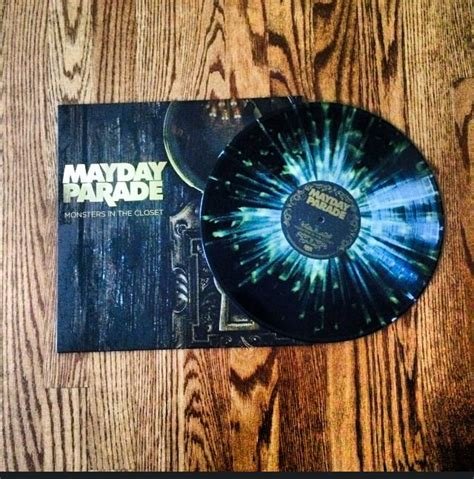 Monsters In The Closet Album by Mayday Parade Quot Monsters In The Closet Quot Vinyl