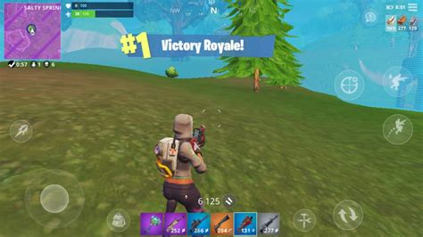solo wins  mobile fortnite battle royale