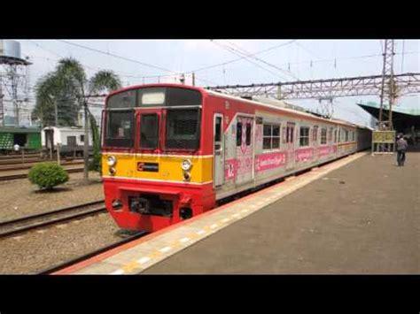 jepang kereta api  jakarta youtube