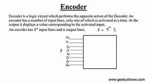 Encoder  Hindi