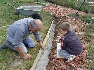 Bordure Beton Jardin : plantes pour bordures de jardin meilleures images d ~ Premium-room.com Idées de Décoration