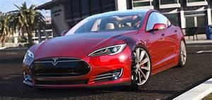 Tesla Modèle S : 2016 tesla model s p90d gta5 ~ Melissatoandfro.com Idées de Décoration