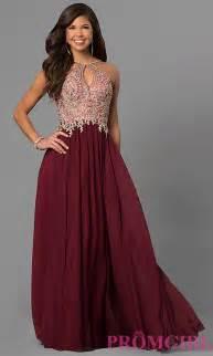 outlet designer dresses lace applique bodice black prom dress promgirl