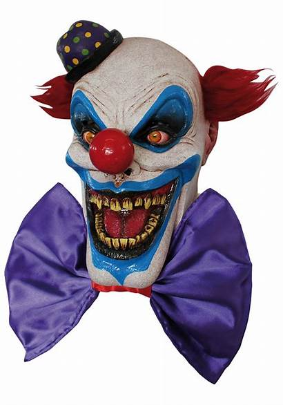 Clown Mask Scary Costume