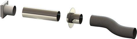 Externe Zuluft Kaminofen by Verbrennungsluftsystem Dn125mm Frischluftzufuhr