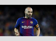 Iniesta Reacts To Neymar's Bid To Join Real Madrid