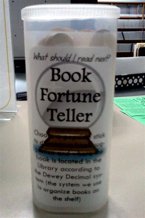 Fortune Teller Book