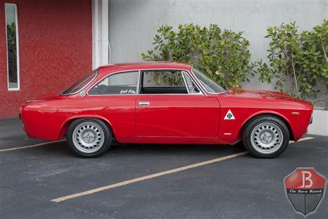 1967 Alfa Romeo by 1967 Alfa Romeo Sprint Veloce The Barn Miami