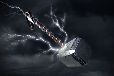 Thor Background Thor Hammer Wallpaper Best Wallpapers