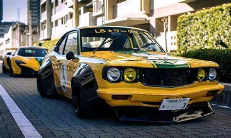 Modifikasi Mazda 3 by Modifikasi Mazda Rx 3 Bergaya Retro Klasik Otobandung