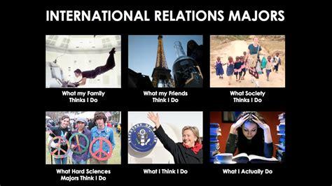 international relations major worth  youtube