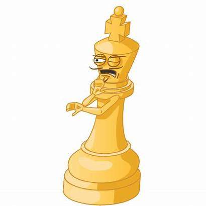 Chess Funny King Pieces Chesskid Coach Tournament