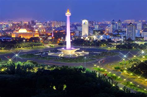 tourist attraction  jakarta