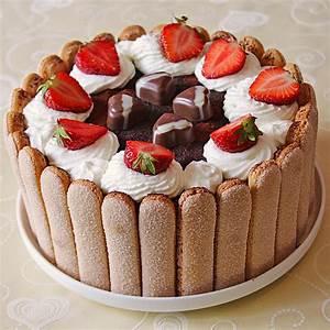 Torte Mit Erdbeeren : erdbeer tiramisu torte von ela back ~ Lizthompson.info Haus und Dekorationen