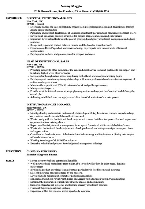 fixed income sales cover letter investment banking resume exle fresh international