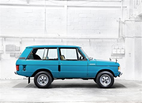 Land Rover Classic by The Official Buying Guide Range Rover Classic Two Door