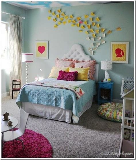 Ideen Kleines Kinderzimmer Mädchen by Coole Kleinkinderzimmer Ideen M 228 Dchen Schmetterling