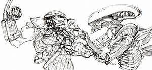 Alien vs. Predator AVP by ChrisOzFulton on DeviantArt
