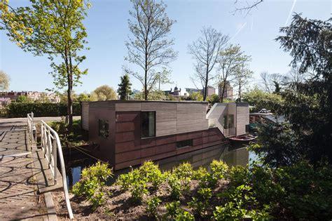 Woonboot Te Koop Kanaalweg Utrecht by Parkark Bytr Architecten Archdaily
