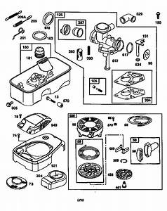 Carburetor Diagram  U0026 Parts List For Model 10a9022273e1