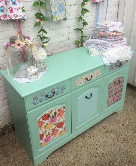 shabby chic sideboard buffet 17 best ideas about shabby chic sideboard on pinterest shabby chic buffet aqua painted