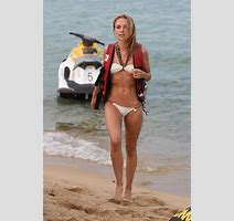 Kimberley Garner Hot In Bikini Saint Tropez July
