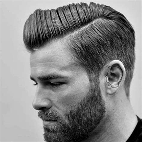 hairstyles  men  straight hair  guide