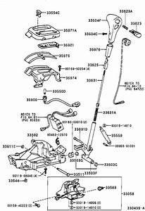 Toyota Rav4 Cover  Shift Lever Knob  For Floor Shift   Black  Atm  Transmission