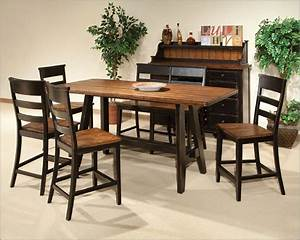Intercon Counter Height Dining Set Winchester IN-WN-TA