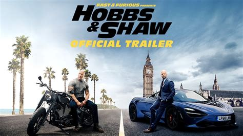 fast furious presents hobbs shaw official trailer hd youtube