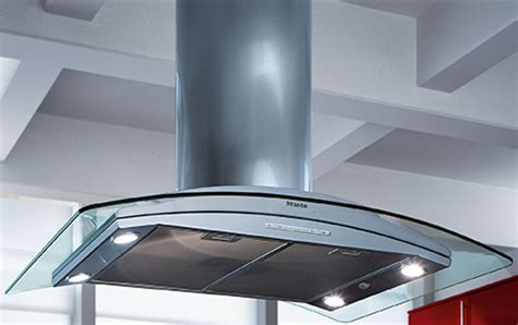 Exhaust hoods by Miele
