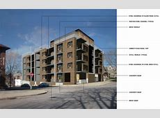 FiveStory Apartment Building Proposed on Jackson Street