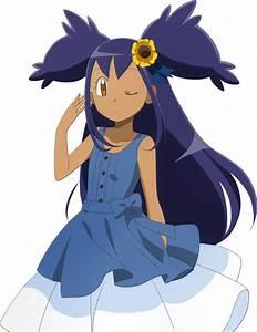 Summer Iris (or spring xD?) by KurumiErika | Pokemon Iris ...