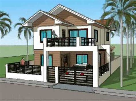 Fancy Simple House Exterior Design 17 With Additional Home