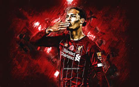 Download wallpapers Virgil van Dijk, Dutch soccer player ...