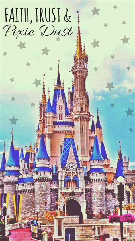 Background Disneyland Iphone Wallpaper by Disney Quotes Iphone Wallpapers 100daysofdisney