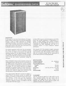 E-v 15a Manuals
