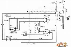Circuit Diagram Of Washing Machine