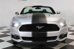 2017 Used Ford Mustang EcoBoost Premium Convertible at Haims Motors Serving Fort Lauderdale ...
