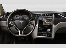Tesla Model S to Feature new Digital Dashboard » AutoGuide
