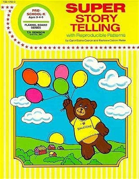 super story telling creative ideas  finger plays flannel board stories pocket stories
